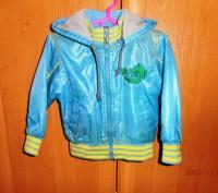 Демисезонная курточка 92 р. 2-3 года. Черкассы. фото 1