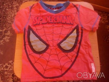 Очень красивая футболка детская для мальчика 3-4 лет. Отдам дешево. Разгружаю шк. Запоріжжя, Запорізька область. фото 1