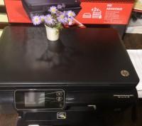 Продам МФУ HP Deskjet Ink Advantage 5525 Wi-Fi все в одном Новый. Днепр. фото 1