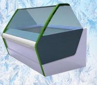 Морозильная витрина для весового мороженого Crystal OPTIMUS 16. Житомир. фото 1