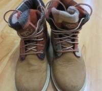 Продам демисезонные ботинки 32,5 р.. Каменское. фото 1