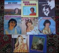 пластинки с французской музыкой. Сумы. фото 1
