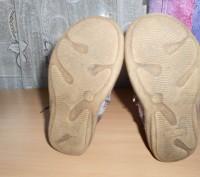 Продам сапожки демисезонные  тканевые Bobbi Shoes 27 р по стельке 17,5 см (она н. Харьков, Харьковская область. фото 5