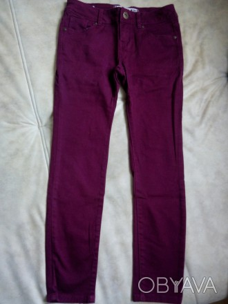 джинсы скинни Generation Denim девочке на 12 лет,рост 152см,в идеальном состояни. Днепр, Днепропетровская область. фото 1