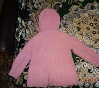 Не дорого курточка на девочку 3-4 года.в хорошем состоянии.. Никополь, Днепропетровская область. фото 3