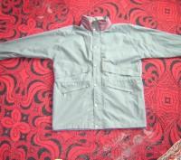 Куртка ветровка мужская «TRAIL DESIGNS» новая  болотного цвета. Киев. фото 1