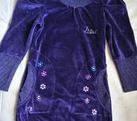 платье-туника Lilax Girls девочке на 7 лет,рост 122см,в хорошем состоянии,без де. Днепр, Днепропетровская область. фото 2