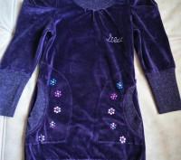 платье-туника Lilax Girls девочке на 7 лет,рост 122см,в хорошем состоянии,без де. Днепр, Днепропетровская область. фото 3