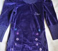 платье-туника Lilax Girls девочке на 7 лет,рост 122см,в хорошем состоянии,без де. Днепр, Днепропетровская область. фото 5