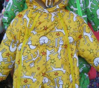 Детские зимние комбинезоны на возраст от 0 до 2-х лет от производителя. Непромок. Киев, Киевская область. фото 8