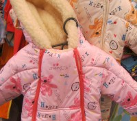 Детские зимние комбинезоны на возраст от 0 до 2-х лет от производителя. Непромок. Киев, Киевская область. фото 4