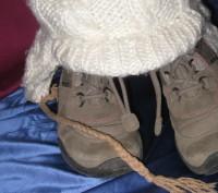 Шапка теплая с козырьком на завязках. Цвет-белый. Состав: шерсть, утеплитель -фл. Житомир, Житомирская область. фото 5