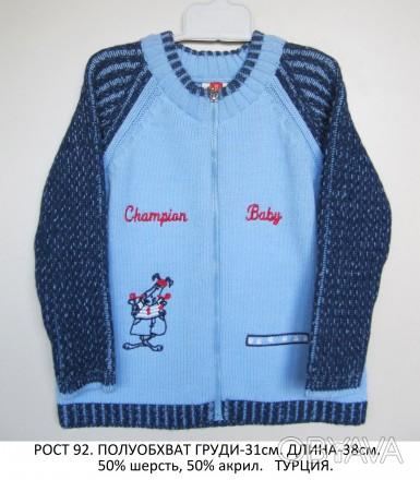 Прекрасного качества Турецкий свитер фирмы FREE JUNI для мальчика.Распродажа пос. Запоріжжя, Запорізька область. фото 1