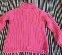 Продам свитер фирмы Esprit на девочку 8-10 лет. Длина 41 см, рукав 51 см, ширина. Киев, Киевская область. фото 3