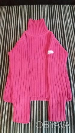 Продам свитер фирмы Esprit на девочку 8-10 лет. Длина 41 см, рукав 51 см, ширина. Киев, Киевская область. фото 1
