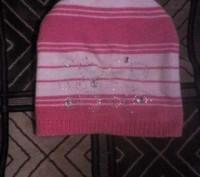 Зимнее пальто на девочку 140см на холлофайбере.В отличном состоянии,шапочка деми. Каменское, Днепропетровская область. фото 6