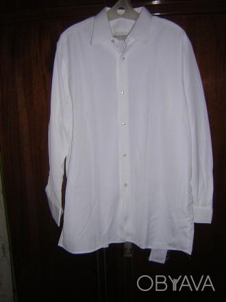 c057947c8a8 ᐈ Военная форменная рубашка белая (до пояса СССР) новая ᐈ Киев 85 ...