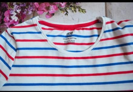 Фирменная футболка H&M. Одеса. фото 1