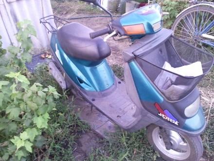 Продам скутер. Состояние хорошее, в двигатель не лазили, родное качество.. Желтые Воды, Днепропетровская область. фото 4