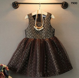 Нарядное платье для девочки. Нежин. фото 1