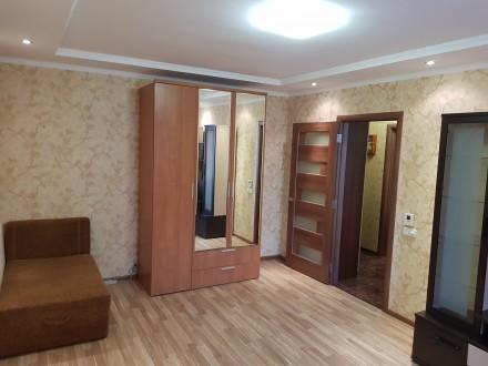 СДАМ 1 комнатную квартиру в Новом доме с ремонтом ул. Герасима Кондартьева( р-н . Сумы, Сумская область. фото 5