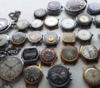 Куплю часы наручные , карманные , авиационные. Днепр. фото 1