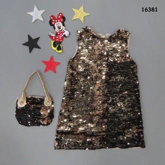 Нарядное платье для девочки с сумочкой. Ніжин. фото 1