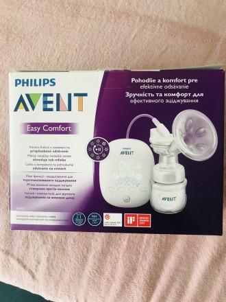 Молокоотсос Philips Easy Comfort. Київ. фото 1