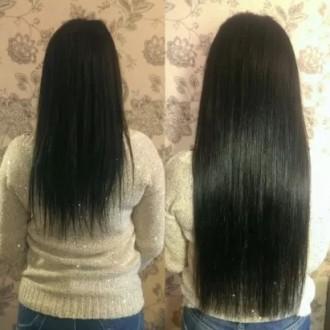 Наращивание волос, кератирование. Одесса. фото 1