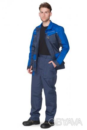 Летний костюм рабочий мужской