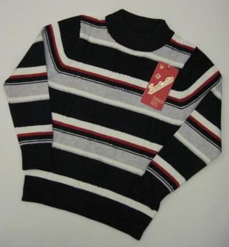Детский свитер на мальчика Small or Big (120 см - 160 см). Харків. фото 1