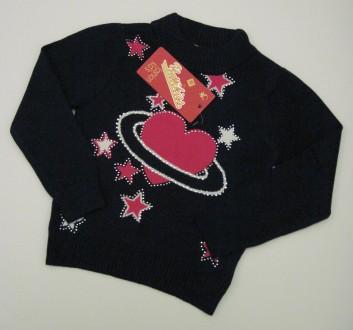 Детский свитер на девочку Yayikiss (90 см - 130 см). Харків. фото 1
