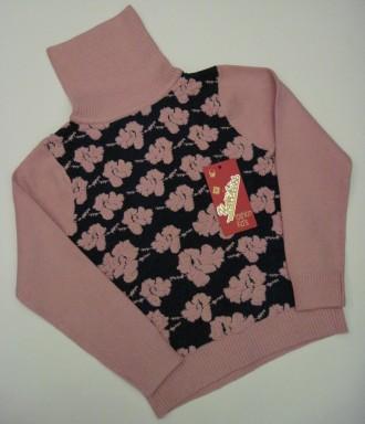 Детский свитер на девочку Yayikiss (120 см - 160 см). Харків. фото 1