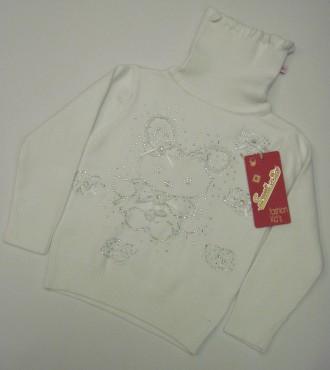 Детский свитер на девочку Small or Big (90 см - 130 см). Харків. фото 1
