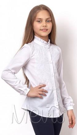 Mevis. Блуза  для дівчинки. Полтава. фото 1