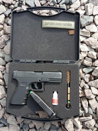 продам стартовый пистолет. Мариуполь. фото 1
