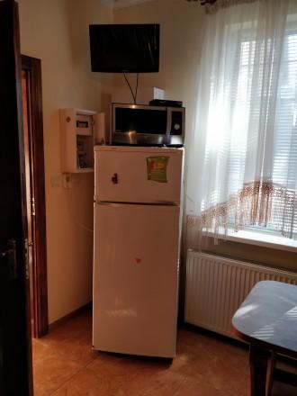 Чудова квартира-студія особнячного типу по вулиці Гречана (бічна вулиці Городоць. Зализнычный, Львов, Львовская область. фото 8
