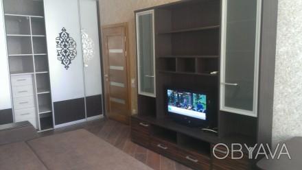 СДАМ длительно 1-комнатную квартиру в Аркадии, вблизи моря и аквапарка с прямым . Одесса, Одесская область. фото 1