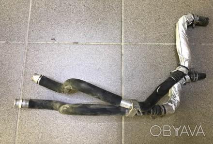 Шланг патрубок охлаждения аккумулятора перед Chevrolet Volt 11-15   22766976. Тернополь, Тернопольская область. фото 1