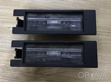 Фонарь подсветки заднего номерного знака Chevrolet Volt 11-15  13251936   Це. Тернополь, Тернопольская область. фото 1