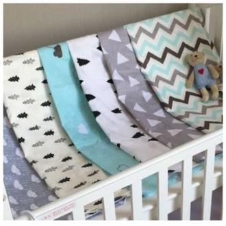 Детское сменное постельное в кроватку. Постельное сертифицированное для новорож. Житомир, Житомирская область. фото 3