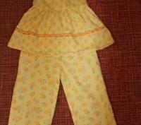 Брючный костюмчик -туника и штанишки. ОЧЕНЬ оригинальный, удобный, качественный . Запоріжжя, Запорізька область. фото 4