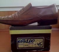 Продам летние мужские туфли.. Біла Церква. фото 1
