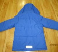Продам детскую куртку на рост до 110 см. Состояние хорошее. Утеплитель синтепон.. Каменское, Днепропетровская область. фото 3