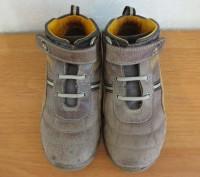 Продам кожаные демисезонные ботинки. Есть небольшие потертости на носочках (на ф. Каменское, Днепропетровская область. фото 3