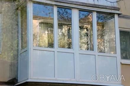 Окна, рамы, двери любых форм и размеров в Чернигове и области из дерева и пласти. Чернигов, Черниговская область. фото 1