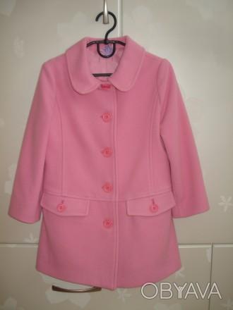 Демисезонное пальто United Colors of Benetton на девочку 4-5 лет Размер: XS / в. Херсон, Херсонська область. фото 1
