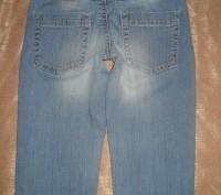 Джинсы Benetton Jeans на девочку 4-5 лет Размер - XS, возраст: 4-5 лет, рост: 1. Херсон, Херсонская область. фото 7