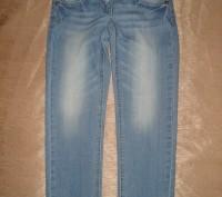 Джинсы Benetton Jeans на девочку 4-5 лет Размер - XS, возраст: 4-5 лет, рост: 1. Херсон, Херсонская область. фото 2