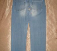 Джинсы Benetton Jeans на девочку 4-5 лет Размер - XS, возраст: 4-5 лет, рост: 1. Херсон, Херсонская область. фото 6
